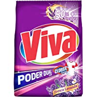 Viva Poder Dual con CLOROX Ropa Lavanda 5 kg