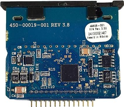 Home Connect - Módulo de Cerradura RF Z-Wave Chip Rev 3.8 para ...