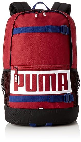 Puma Deck Mochila, Unisex Adulto, Tibetan Red, Talla Única: Amazon.es: Deportes y aire libre