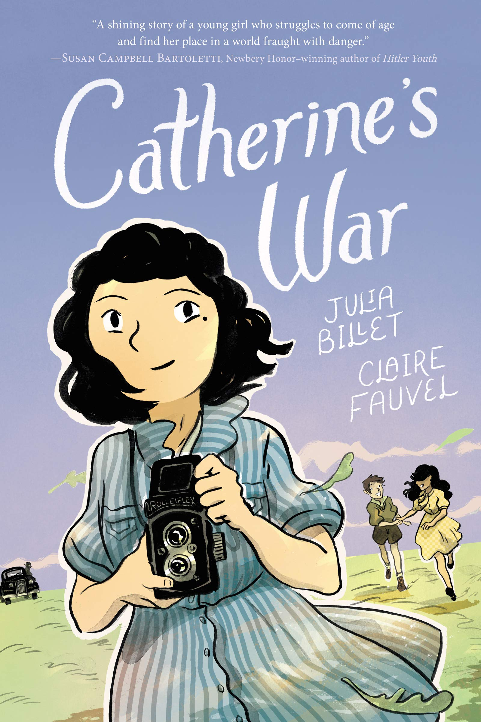 Catherine's War: Julia Billet, Claire Fauvel, Ivanka Hahnenberger ...