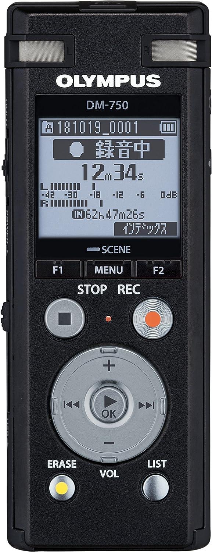 オリンパス DM-750 ICレコーダー