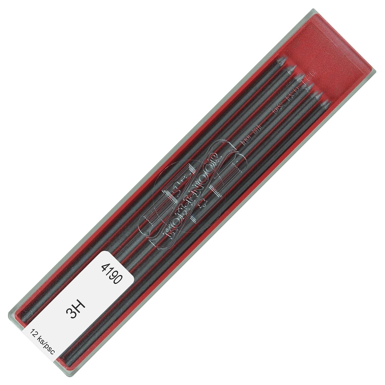 Koh-I-Noor 41903H 2.0mm grafite per disegno tecnico e ritocchi