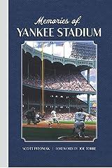 Memories of Yankee Stadium Kindle Edition
