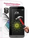 LG G5 Screen Protector, PThink 0.2mm Premium Tempered Glass Screen Protector for LG G5 with 9H Hardness/Anti-scratch / Fingerprint resistant