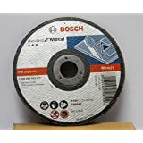 Bosch 2608603412 4 Inch Cut Off Wheels 105 x 1.2 x 16 mm