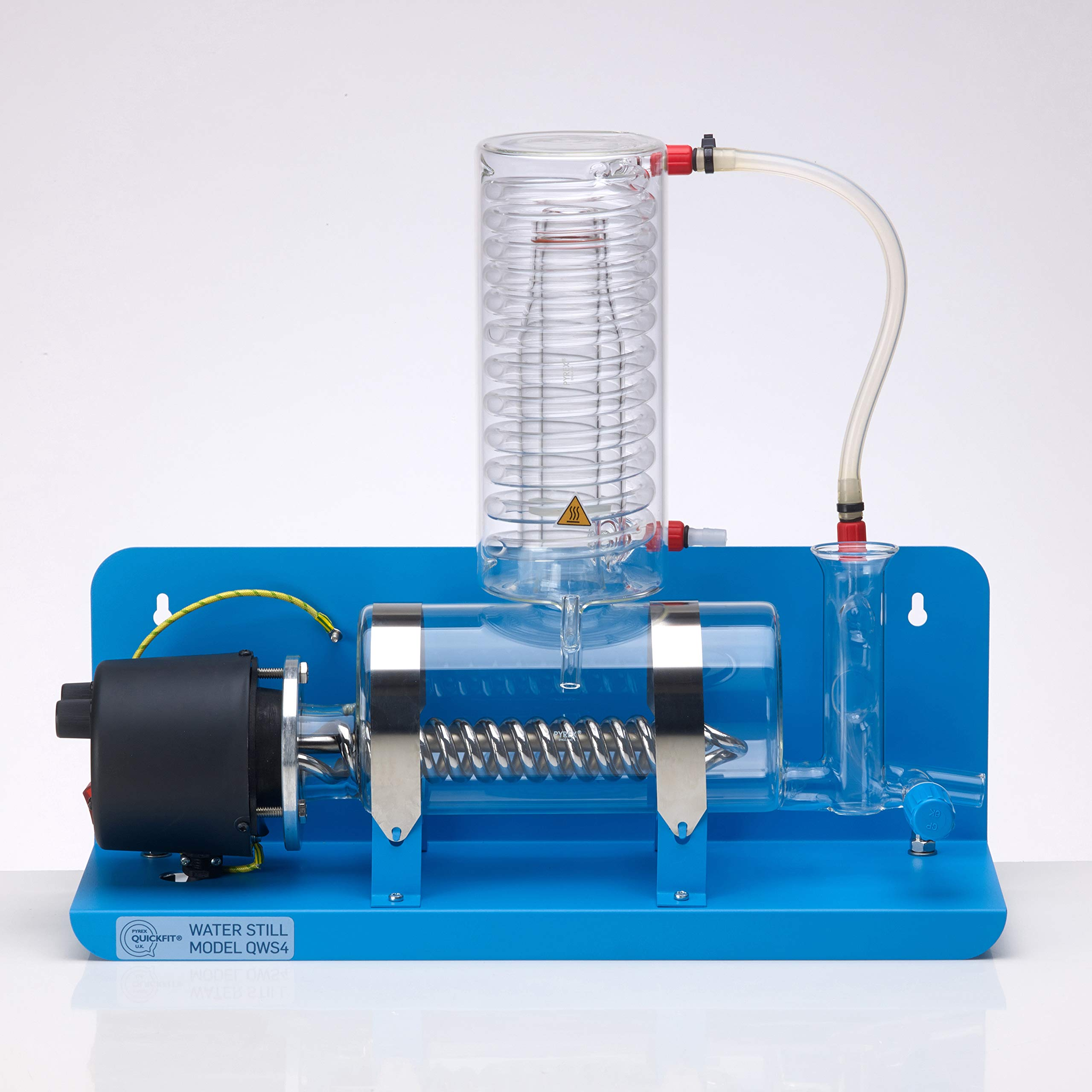 Quickfit Laboratory Glass Distiller by QuickFit