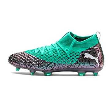 Puma Vert Illuminate Football Future Fgag 2 Chaussures World 2 Cup qOwTP