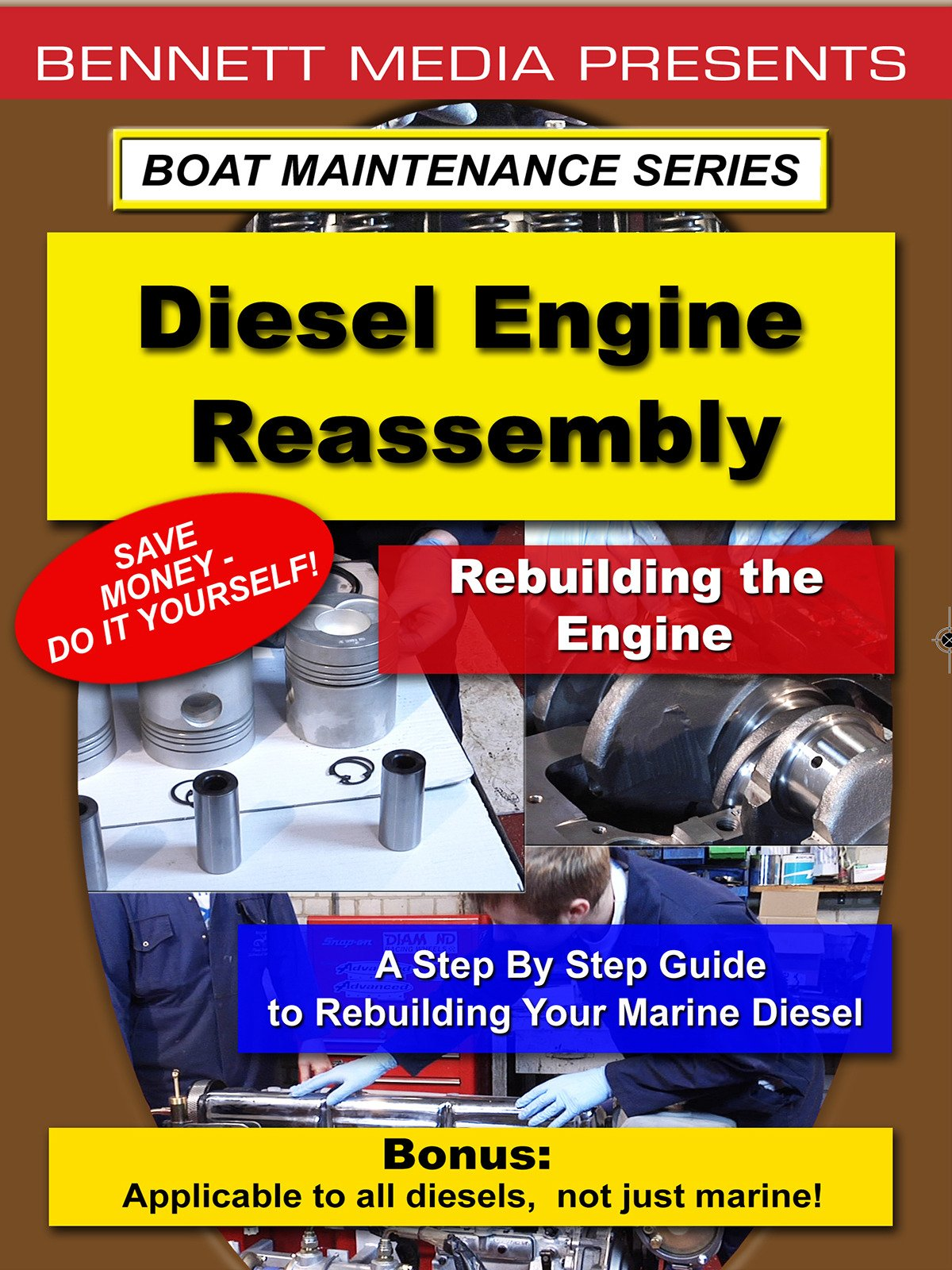 Diesel Engine Reassembly on Amazon Prime Video UK