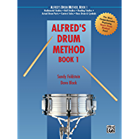 Alfred's Drum Method, Book 1: The Most Comprehensive Beginning Snare Drum Method Ever! book cover