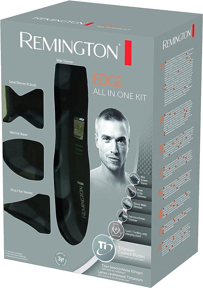 Remington PG6030 - Afeitadora eléctrica, con cabezales ...