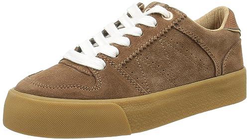 Coolway Drive - Zapatillas para Mujer, Color Cuero, Talla 36: Amazon.es: Zapatos y complementos