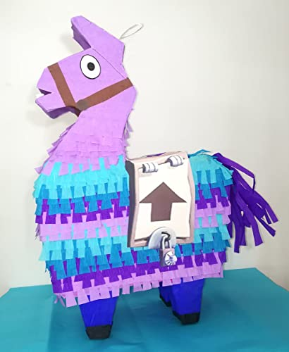 FORNITE BATTLE ROYALE LLAMA PINATA, FORTNITE LLAMA BIRTHDAY, FORTNITE PARTY SUPPLIES, FORTNITE BIRTHDAY