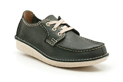 b3d317c8c91cba Clarks Mens Originals Oberon Leather Shoes In Grey  Amazon.co.uk ...