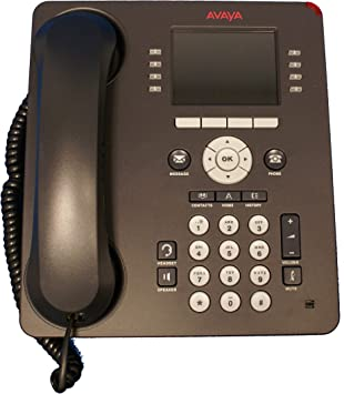 Avaya 9611G IP Deskphone Renewed Avaya