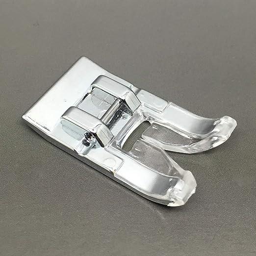 Singer máquina de coser prensatelas pie de punto de 7 mm), diseño ...