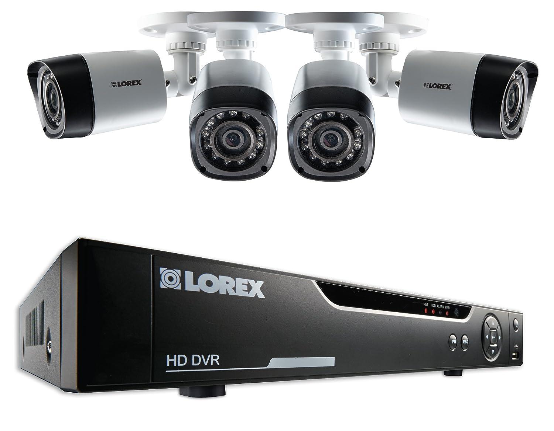 Amazon.com : Lorex LHV10041TC4 4-Channel 1 TB Cloud Connect with 4 ...