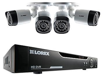 Lorex lhv10041tc4 4 canales 1 TB conexión en la nube con 4 x 720P HD Cámaras