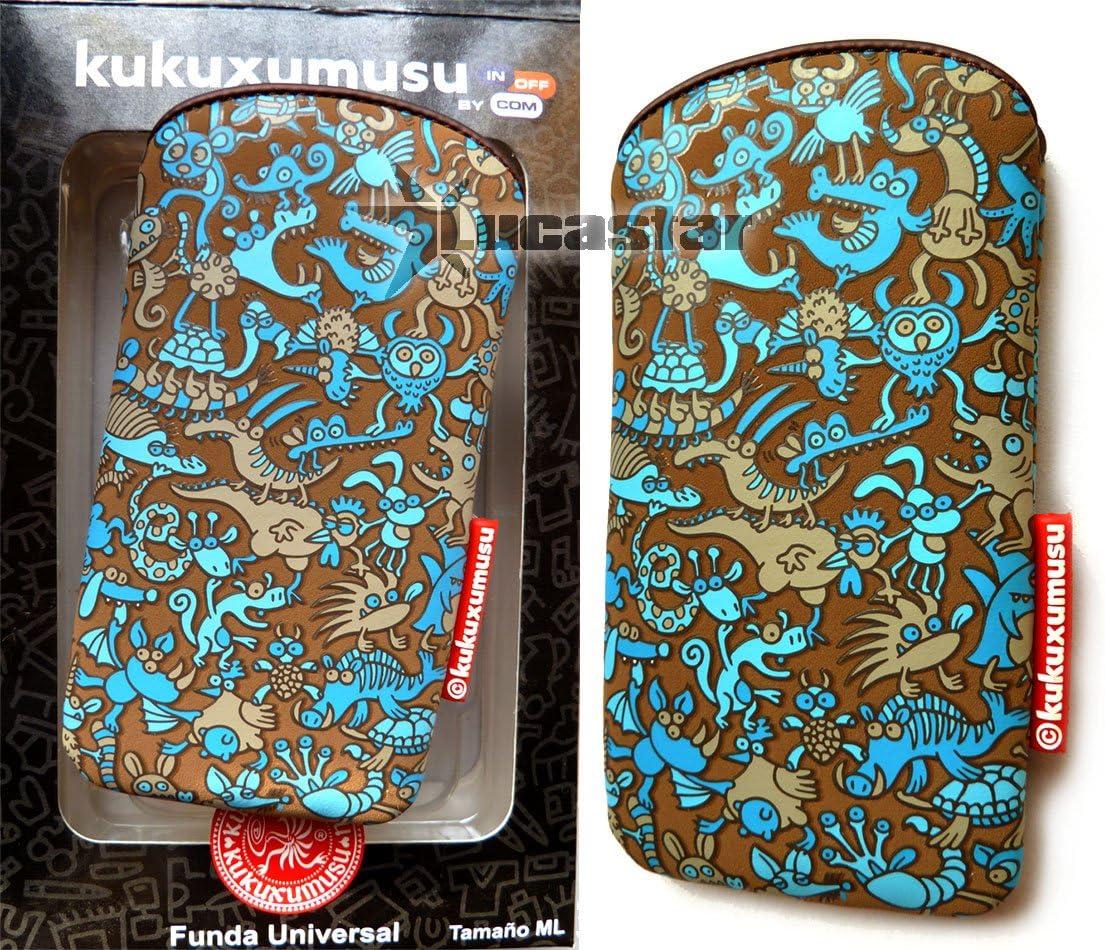 Kukuxumusu Funda Animalario Tamaño ML: Amazon.es: Electrónica