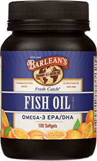 product image for Barleans, Fish Oil Omega 3 Epa Dha, 100 Count