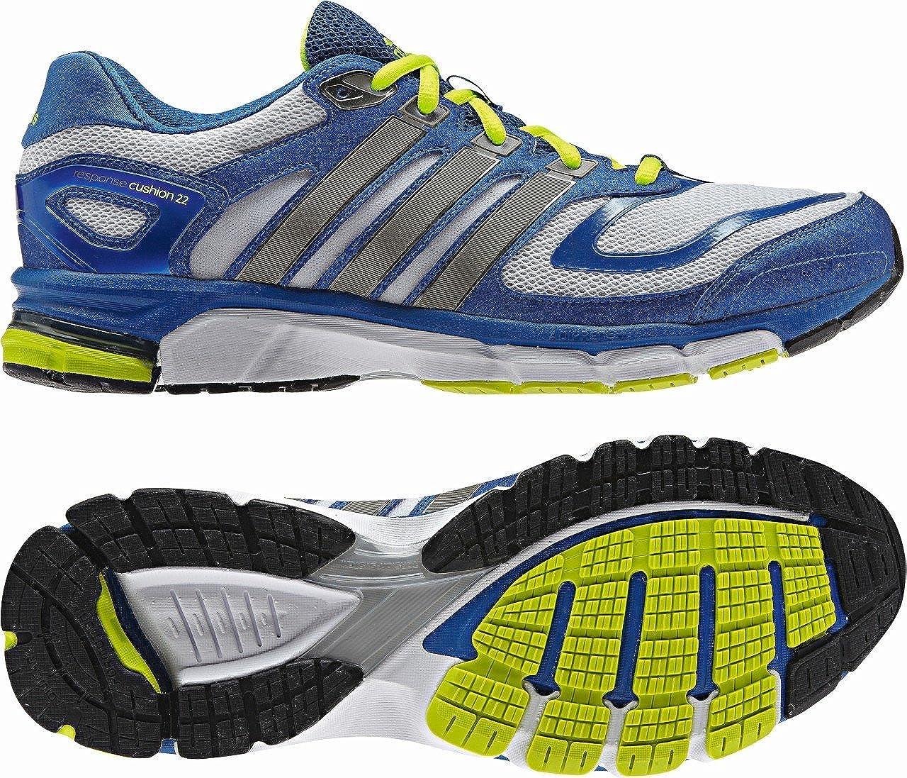 481ae3b1467dba Adidas Response Cushion 22 Running Shoes - 10  Amazon.co.uk  Shoes   Bags