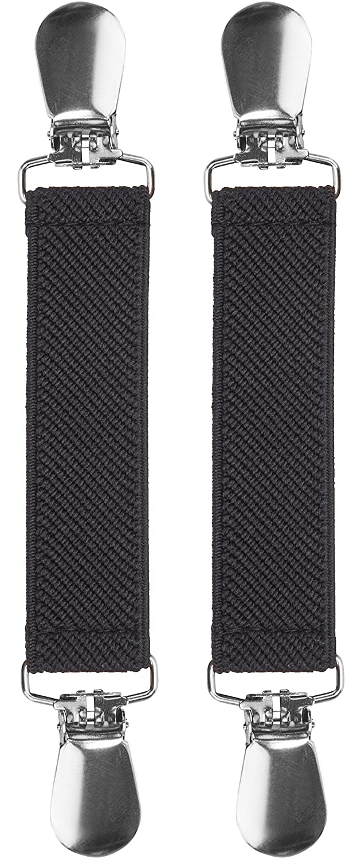 Ladeheid Clip per Guanti 8 cm KDR Amaranto (6))