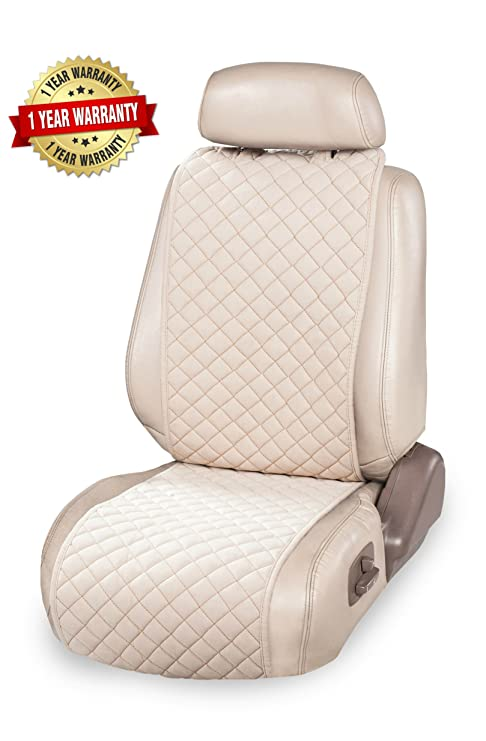 a2c28ca2c3434 IVICY Car Seat Cover Protector Cushion - Car Seat Protector - Car Seat  Cushion - Premium Covers for Women, Men, Girls, Boys - Fits Most Cars,  Truck, ...