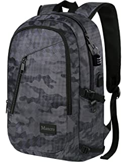 b7f61df54d9b Amazon.com  Laptop Backpack with USB Charging Port