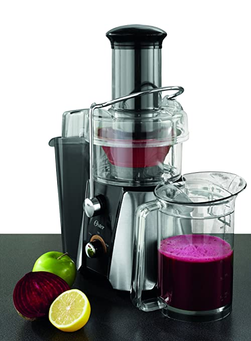 Amazon.com: Oster JusSimple, extractor de jugo de 5 ...
