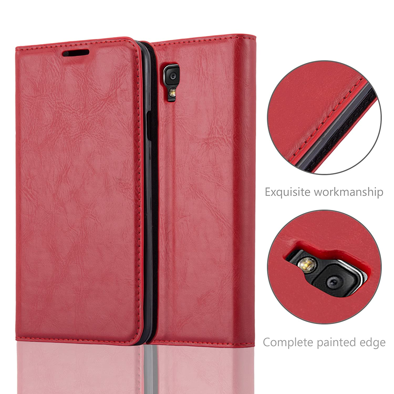 new concept 1e583 2ca32 Amazon.com: Cadorabo Book Case Works with Samsung Galaxy Note 3 NEO ...