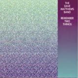 Remember Two Things [Import allemand]
