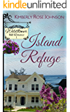 Island Refuge (Wildflower B&B Romance Book 1)
