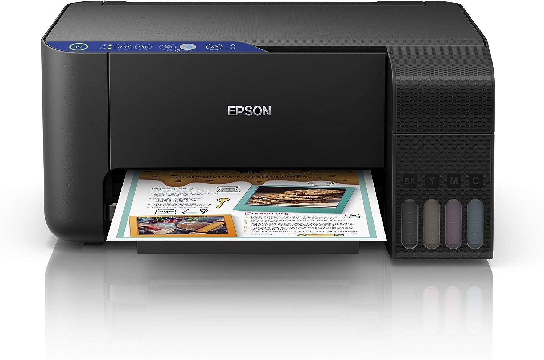 Epson EcoTank ET-2711 | Impresora Wi-Fi A4 Multifunción | Copia ...