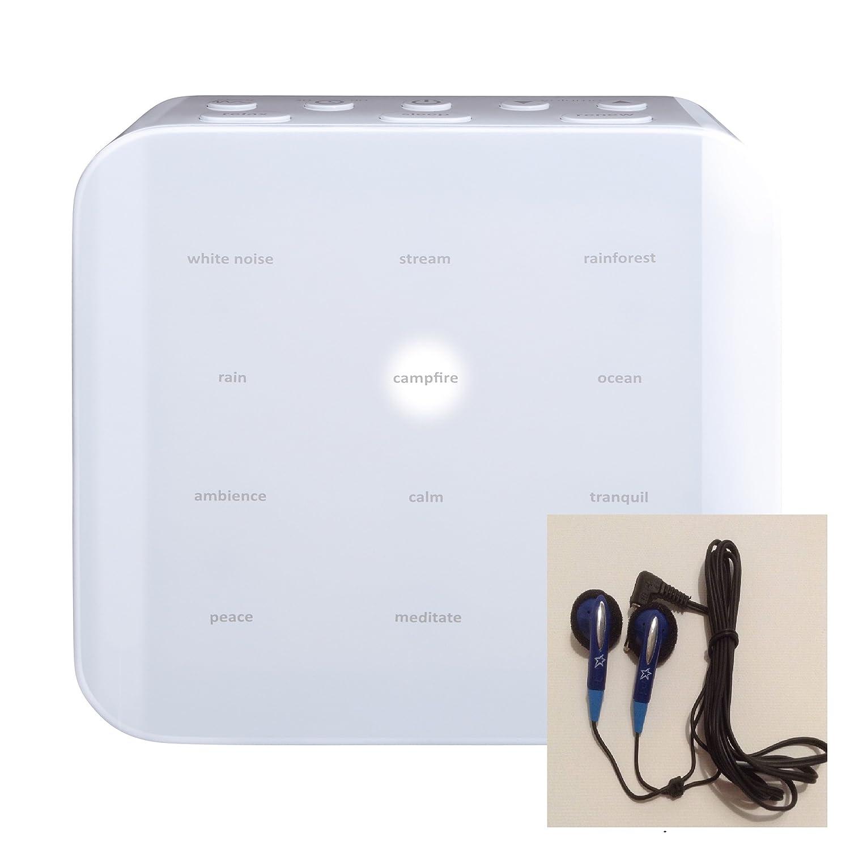 battery white noise machine