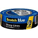 Scotchblue TRIM + BASEBOARDS Painter's Tape, 1.41-Inch x 60-Yard, 1 Roll