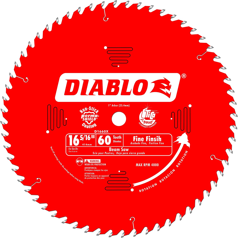 Diablo D1660X Beam Saw Blade