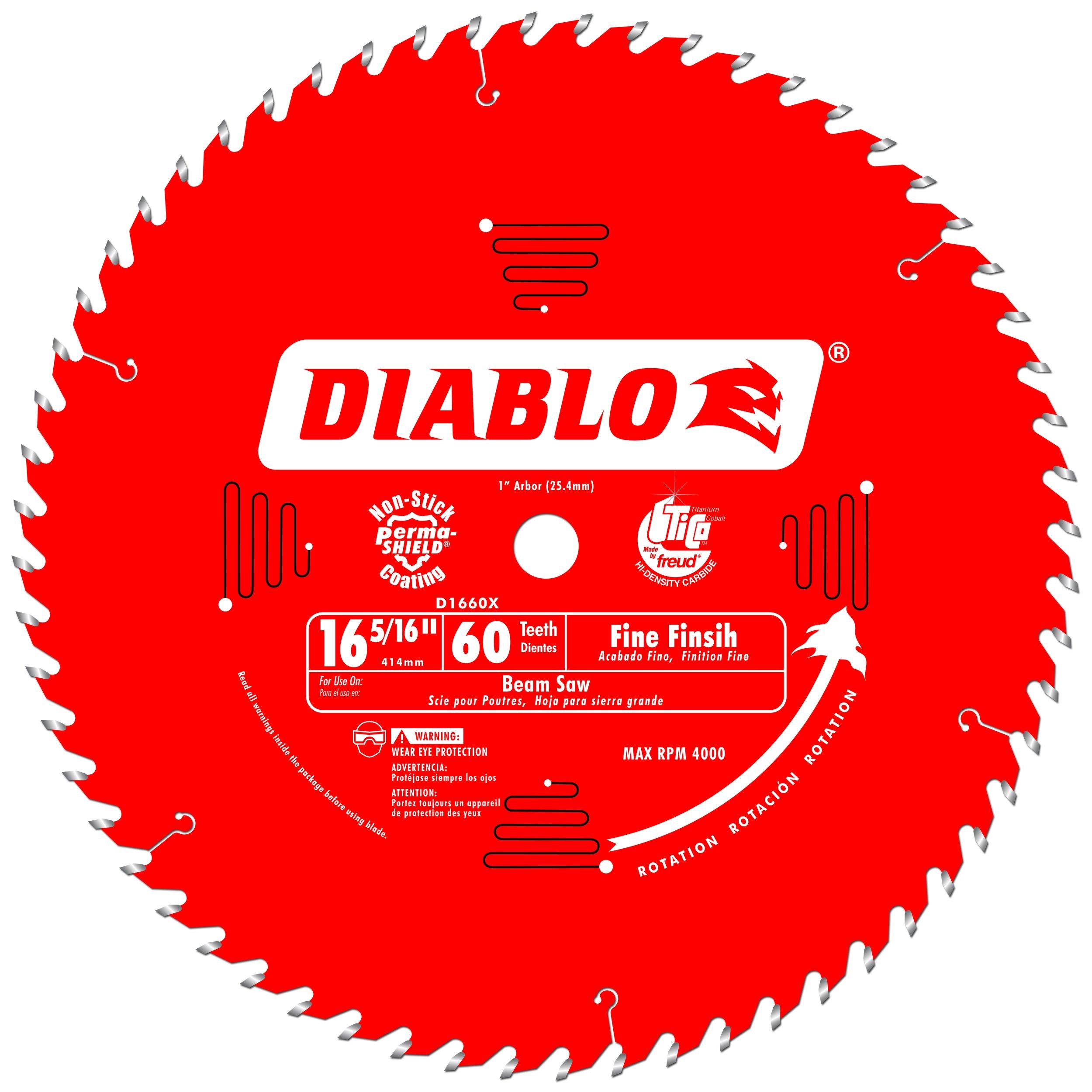 Diablo D1660X Beam Saw Blade by Diablo