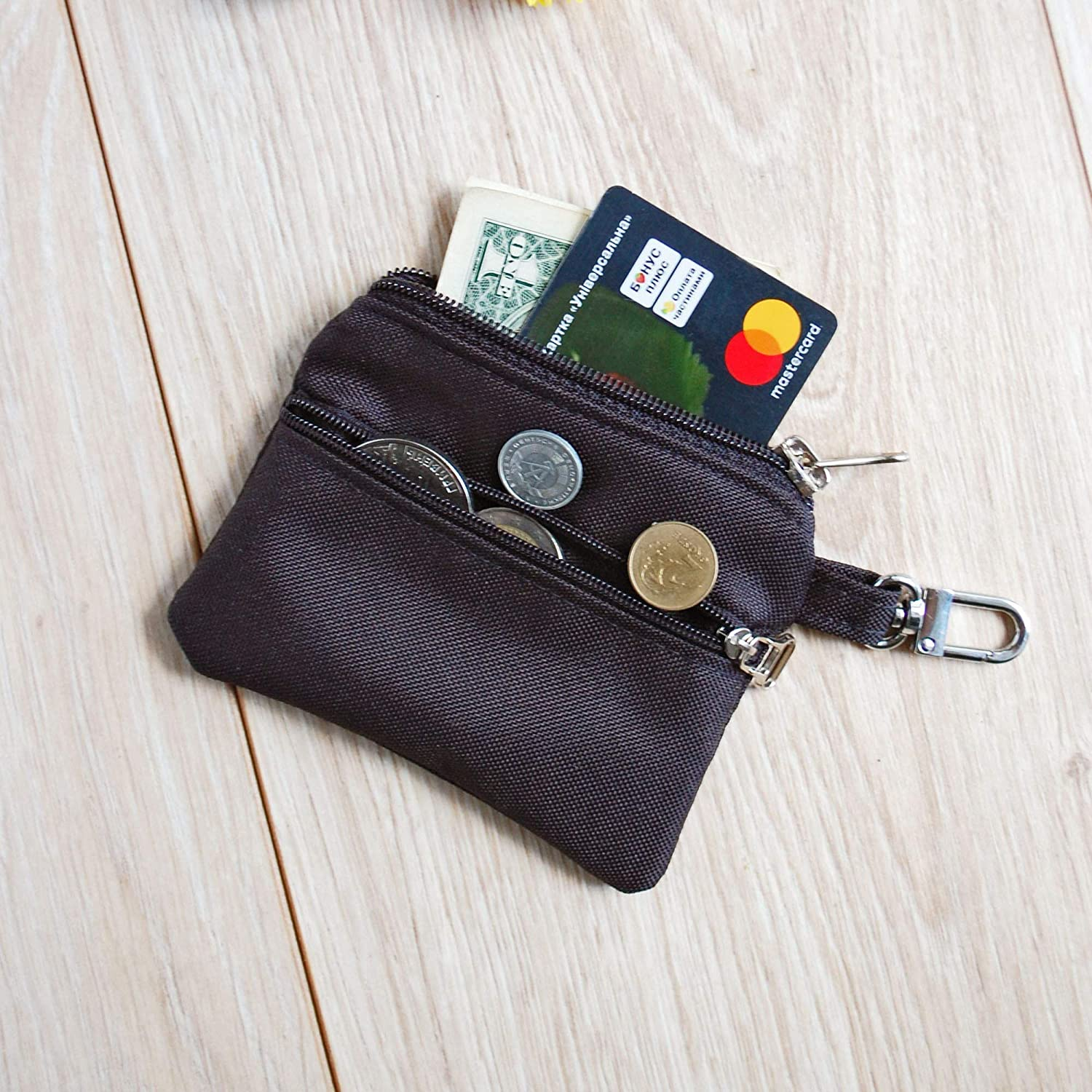 coin purse coin pouch keychain pouch change purse Mini Coin purse coin pouch coin pouch small small zip pouch coin pouch small