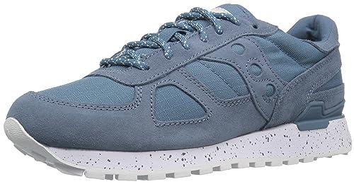 best loved 822f9 5c48a Saucony Shadow Original Ripstop, Sneaker a Collo Basso Uomo, Blu (Bleu  Canard