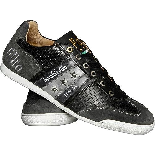 Imola D´oro Op Pantofola Wd29iehy Low Classico Uomo Sneaker Leder Herren rCxBQdWeo