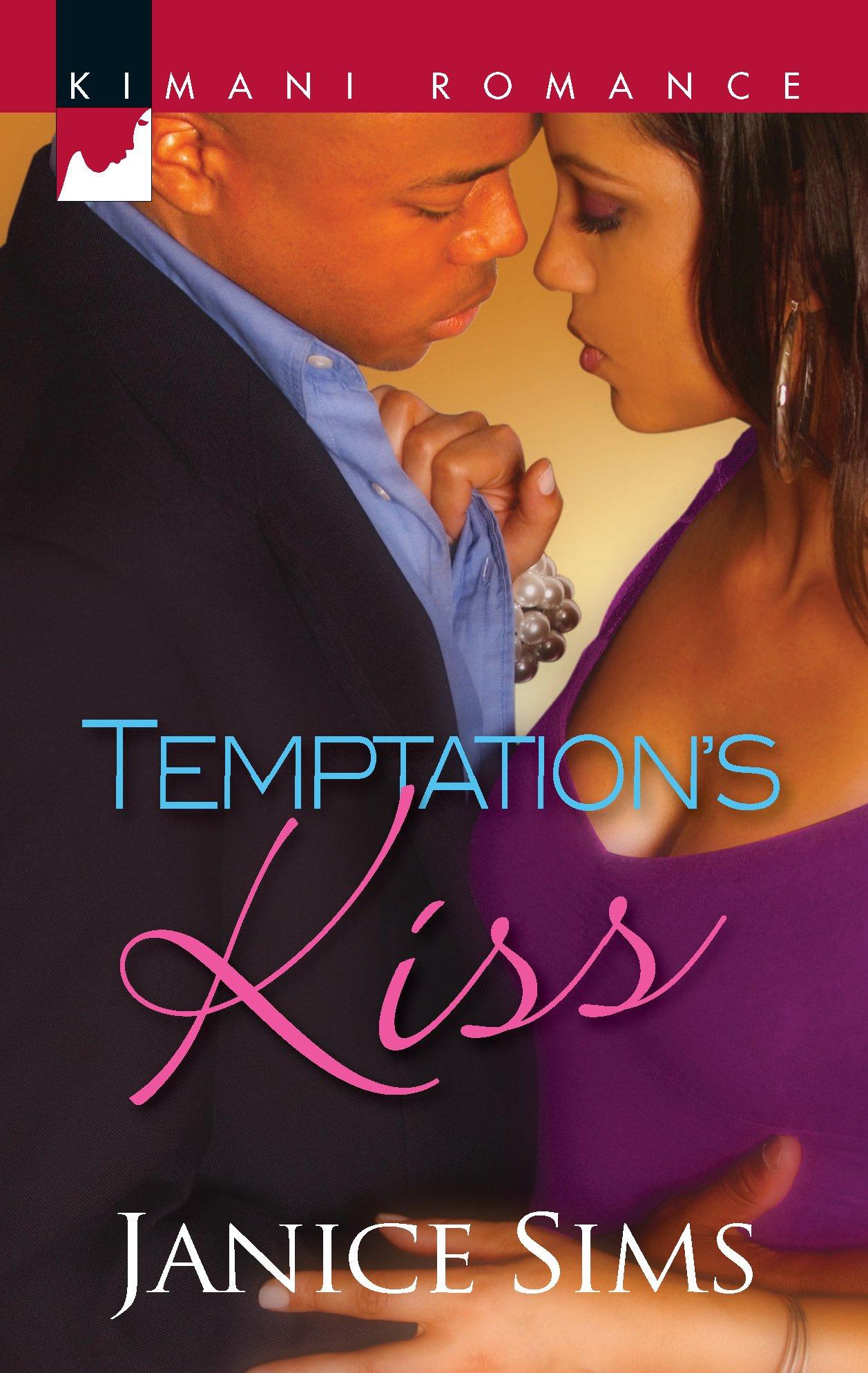 Amazon.com: Temptation's Kiss (Kimani Romance) (9780373862108): Janice  Sims: Books