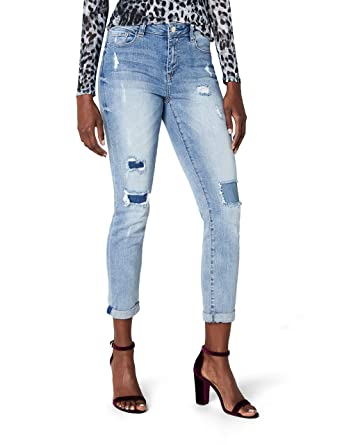 8f32aada3787 P Jean Skinny Bleu (Jean Stone) 34 (Taille Fabricant  T34) Lot de Jean  Skinny Femme Bleu (Jean Stone) 34 (Taille Fabricant  T34) Lot de   Amazon.fr  ...