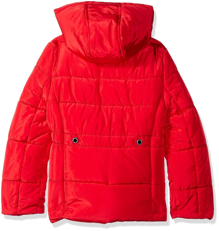 London Fog Girls Big Cozy-Lined Winter Coat Jacket