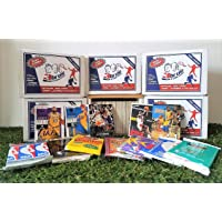 $28 » Limited Edition 300 card MINI-JUMBO lot of Basketball cards + 2 Vintage Unopened Wax…