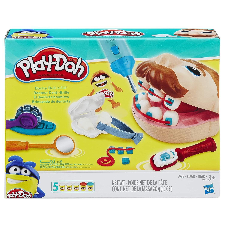 Play-Doh - Dentista Bromista, versión importada (Hasbro): Amazon.es: Juguetes y juegos