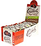 Cocomel Chocolate Covered Espresso Coconut Milk Caramel, 1 Ounce -- 15 per case.