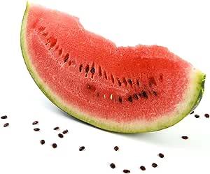 Watermelon Charleston Grey Great Heirloom Vegetable by Seed Kingdom Bulk 1,000 Seeds