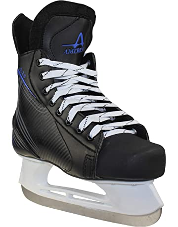 75bbc5d49 American Athletic Shoe Boy s Ice Force Hockey Skates