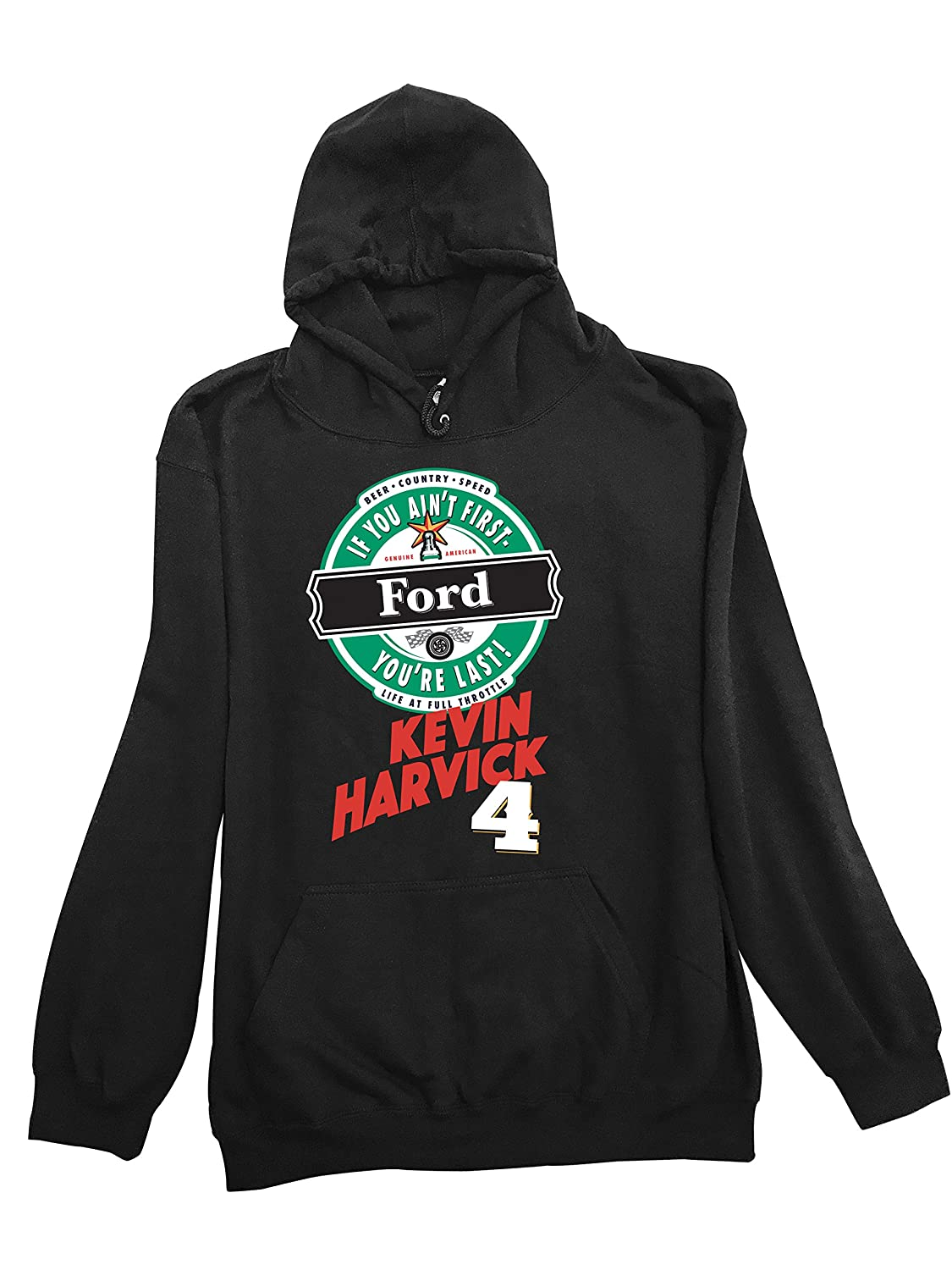 Sizes up to 3XL Kevin Harvick Hooded Sweatshirt