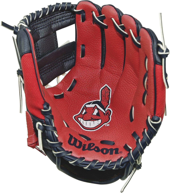Wilson Los Angeles Dodgers Baseball Team Glove 10 Youth