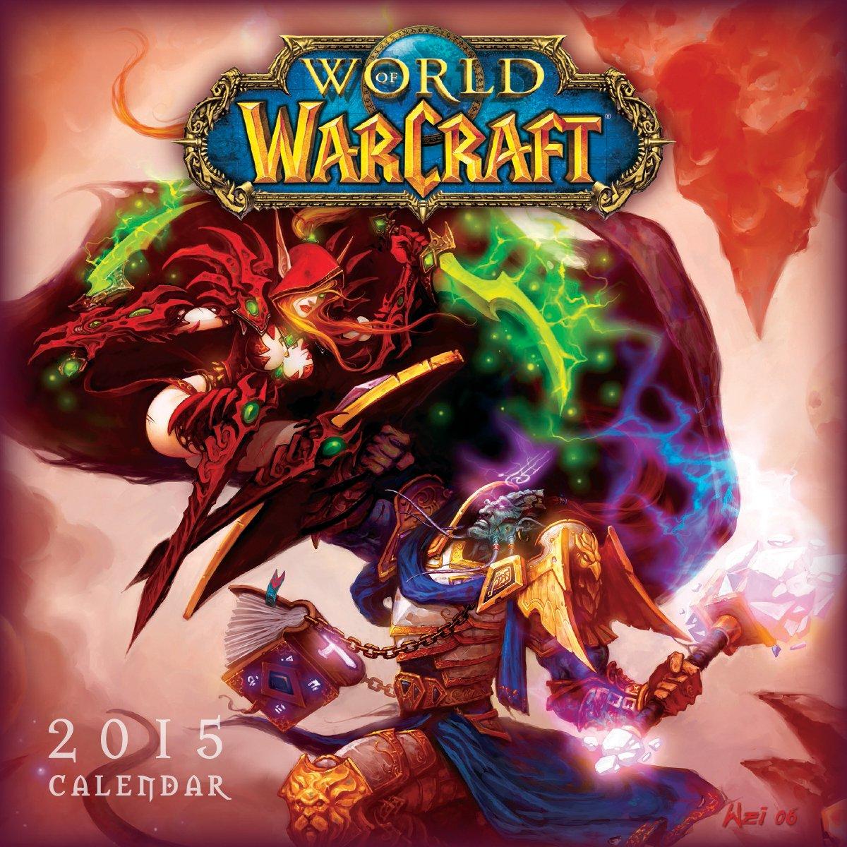Download World of Warcraft® 2015 Mini Calendar pdf epub